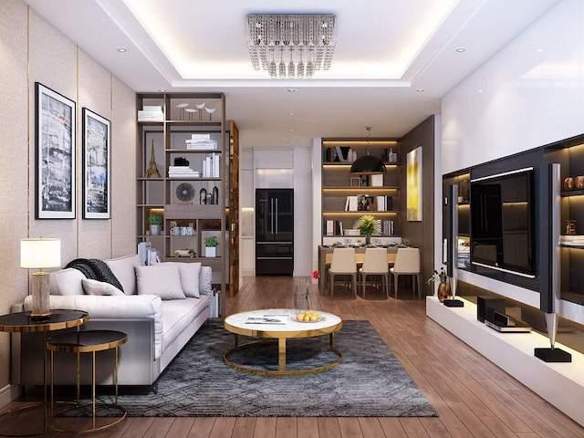 thiet ke noi that chung cu tphcm dep 3a - Thiết kế nội thất chung cư tphcm