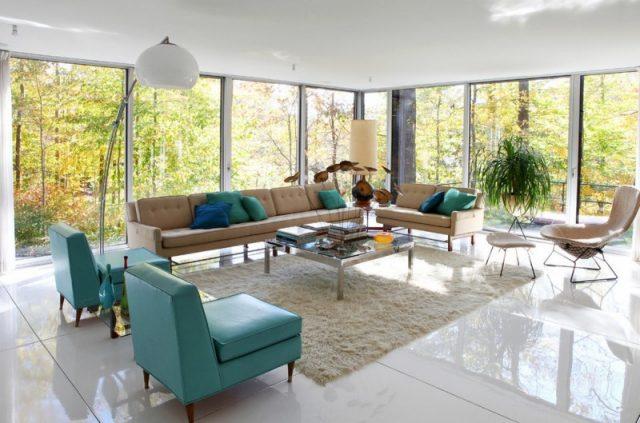 thiet ke noi that theo phong cach retro e1591798523856 - Tổng hợp các phong cách thiết kế nội thất thịnh hành hiện nay