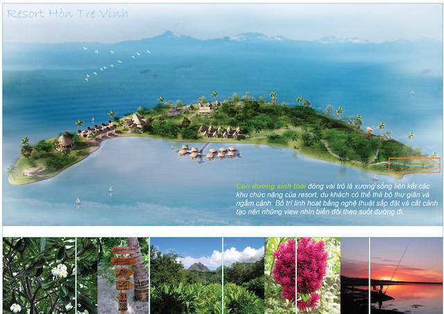 thiet ke resort hon tre 2 - Thiết kế resort Hòn Tre Vinh - Kiên Giang