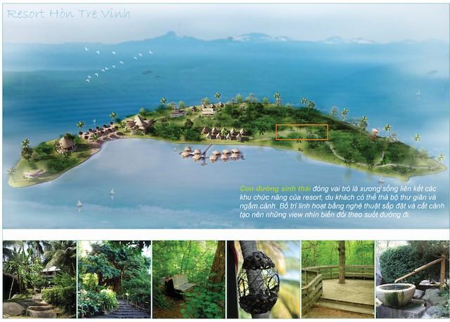 thiet ke resort hon tre 3 - Thiết kế resort Hòn Tre Vinh - Kiên Giang