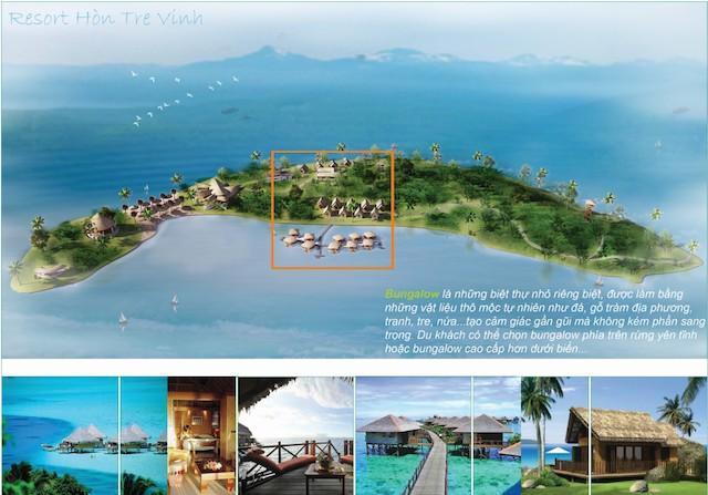 thiet ke resort hon tre 5 - Thiết kế khu nghỉ dưỡng, resort