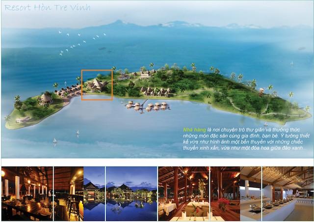 thiet ke resort hon tre 7 - Thiết kế khu nghỉ dưỡng, resort