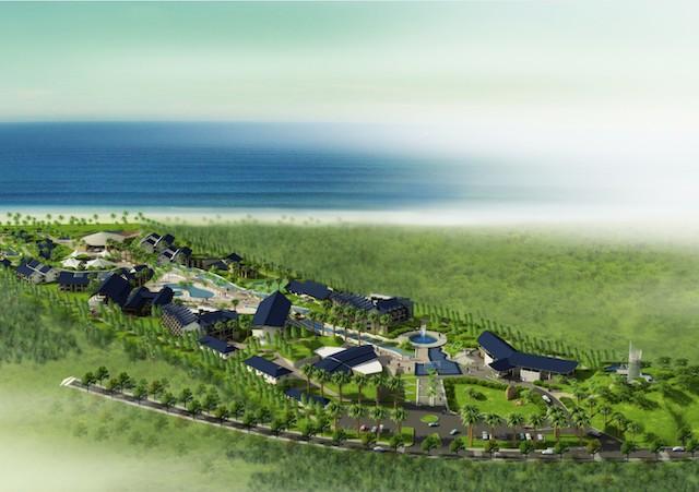 thiet ke resort hon tre - Thiết kế resort Hòn Tre Vinh - Kiên Giang