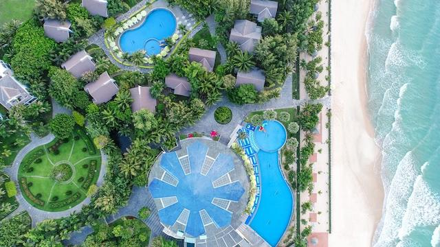 thiet ke resort resort phi lao Camelina - Thiết kế resort Camelina - Vũng Tàu