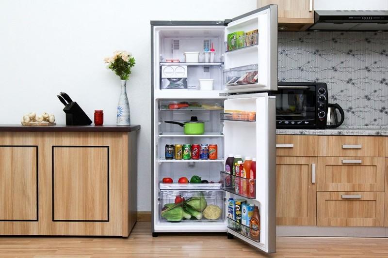 Không đặt tủ lạnh và bếp nấu nướng cạnh sát nhau 2 - Hướng đặt tủ lạnh trong bếp đúng phong thủy