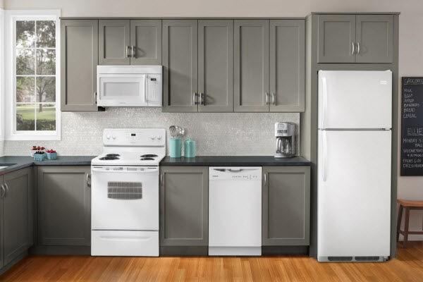 Nên đặt tủ lạnh nằm ở hướng Đông Bắc là tốt nhất 1 - Hướng đặt tủ lạnh trong bếp đúng phong thủy