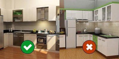 Nhà hướng Bắc đặt bếp hướng Tây Bắc là phù hợp nhất 2 400x200 - Nhà hướng Bắc đặt bếp hướng nào cho hợp lý?
