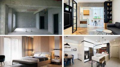 hoan thien chung cu xay tho 400x225 - Hoàn thiện chung cư xây thô - Thiết kế và thi công nội thất trọn gói