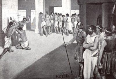 kie truc nha o thoi chiem huu no le 400x271 - Tìm hiểu kiến trúc nhà ở thời kỳ chiếm hữu nô lệ