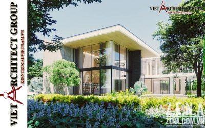 thiet ke biet thu san vuon hien dai buon ma thuot vag 2021 5 400x250 - Kiến trúc sư giỏi Đà Nẵng