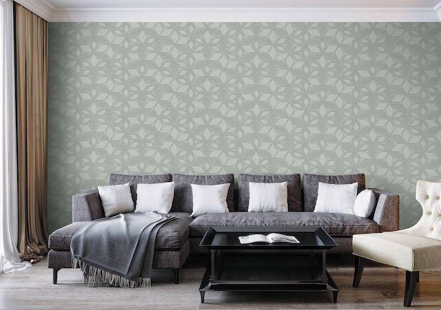 vai dan tuong cao cap - Vải dán tường sợi thuỷ tinh - Vải dệt 100% nguyên sợi tự nhiên cao cấp
