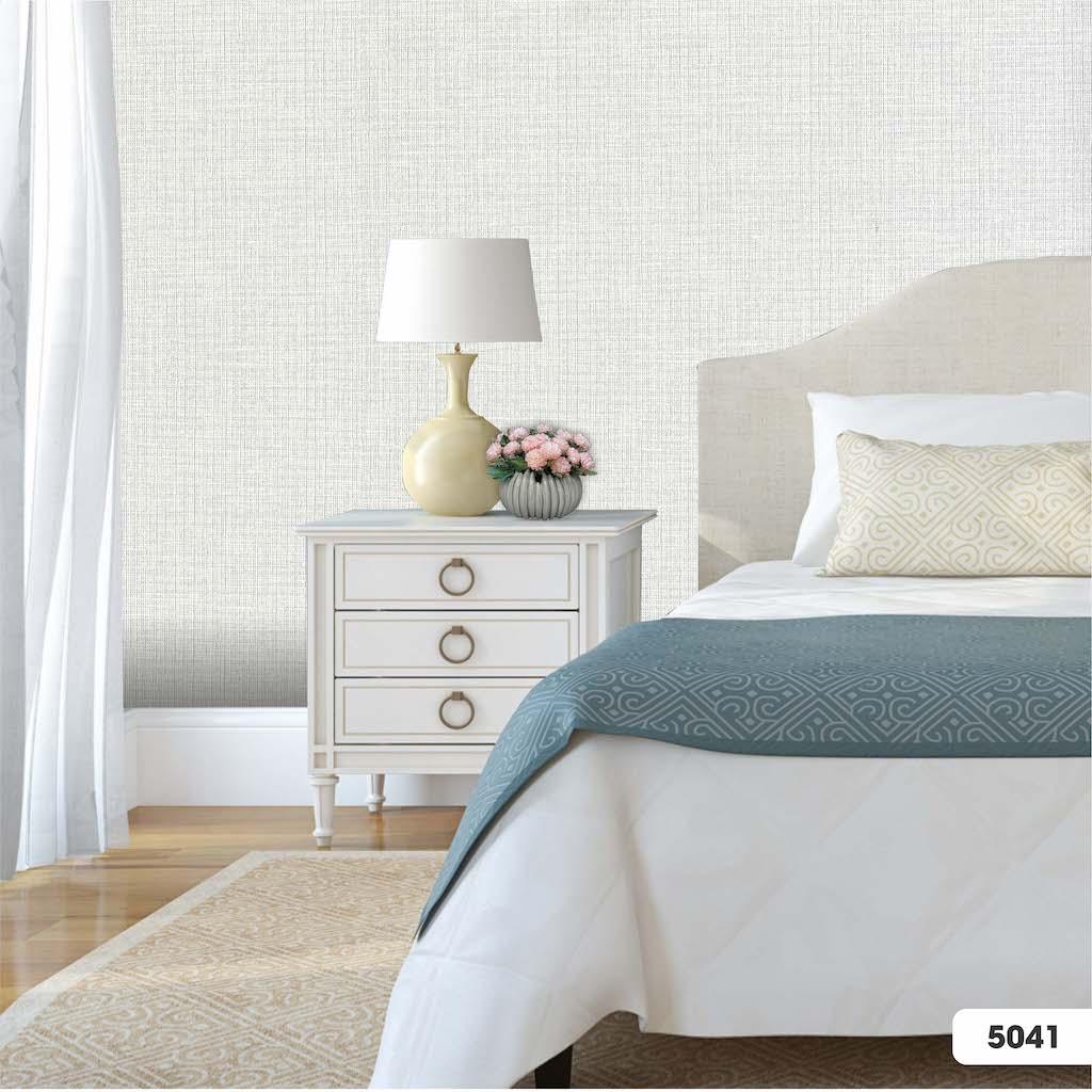 vai gian tuong soi thuy tinh - Vải dán tường sợi thuỷ tinh - Vải dệt 100% nguyên sợi tự nhiên