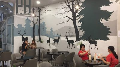 ve tranh tuong 001 400x225 - Vẽ tranh tường tại Thanh Hoá