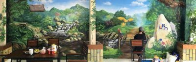 ve tranh tuong 0051 400x128 - Vẽ tranh tường tại Nha Trang - Khánh Hoà