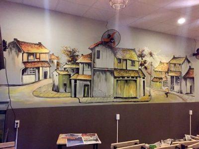 ve tranh tuong 5 400x299 - Vẽ tranh tường tại Cần Thơ