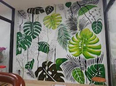 ve tranh tuong 9 400x299 - Vẽ tranh tường tại Vinh - Nghệ An
