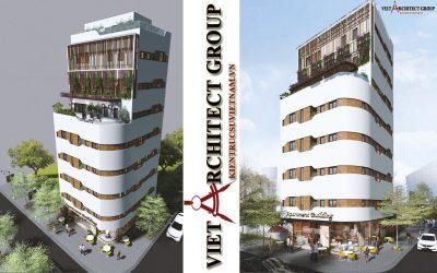 Cafe 400x250 - Thiết kế căn hộ cao cấp 8 tầng có Penhouse tại Đà Nẵng