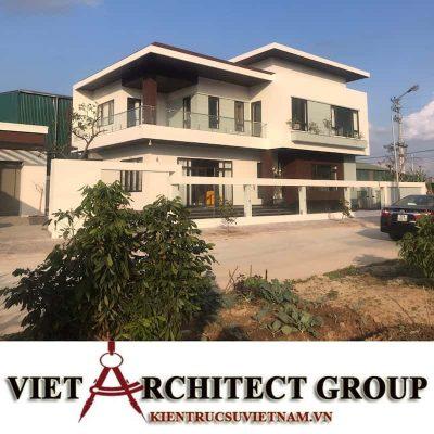 thiet ke biet thu dep 2020 2 400x400 - Bảng báo giá sửa chữa, cải tạo nhà ở Huyện Bình Chánh