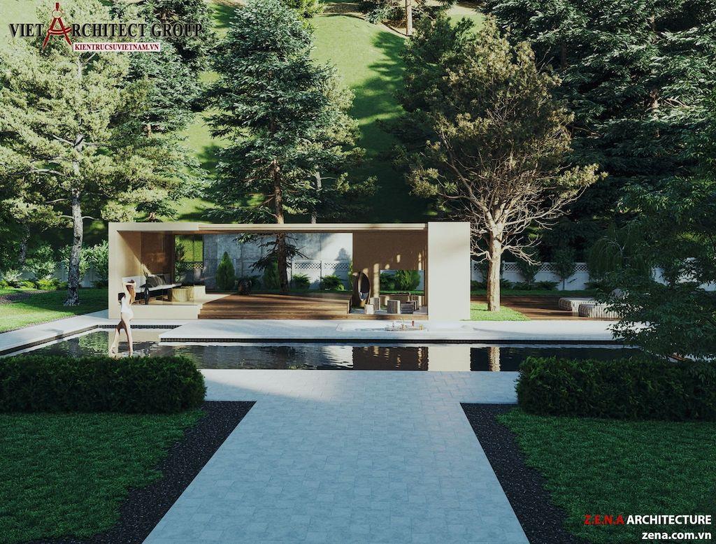 thiet ke biet thu o California my 4 - Thiết kế khu nghỉ dưỡng, du lịch sinh thái đẹp hấp dẫn