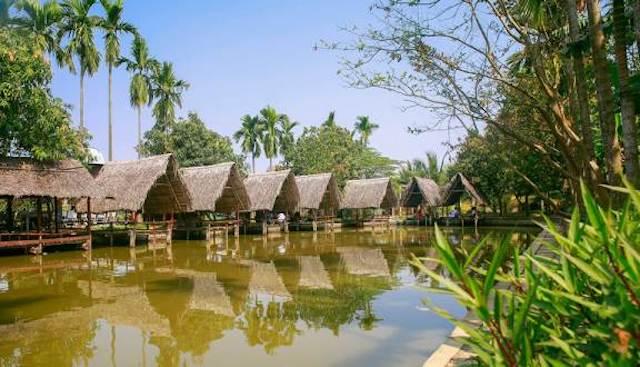 thiet ke khu nghi duong sinh thai 10 1 - Thiết kế khu nghỉ dưỡng, du lịch sinh thái đẹp hấp dẫn