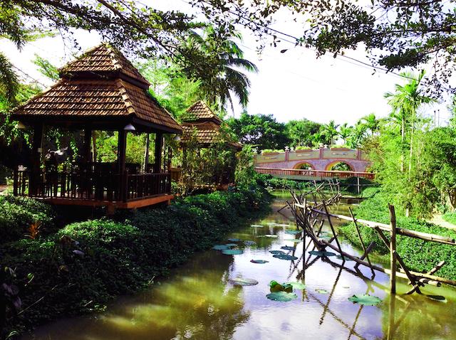 thiet ke khu nghi duong sinh thai 6 - Thiết kế khu nghỉ dưỡng, du lịch sinh thái đẹp hấp dẫn