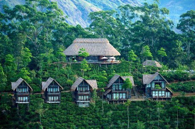 thiet ke khu nghi duong sinh thai dep 001sa - Thiết kế khu nghỉ dưỡng, du lịch sinh thái đẹp hấp dẫn