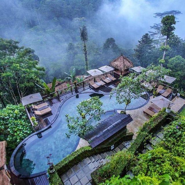 thiet ke khu nghi duong sinh thai dep 002 - Thiết kế khu nghỉ dưỡng, du lịch sinh thái đẹp hấp dẫn