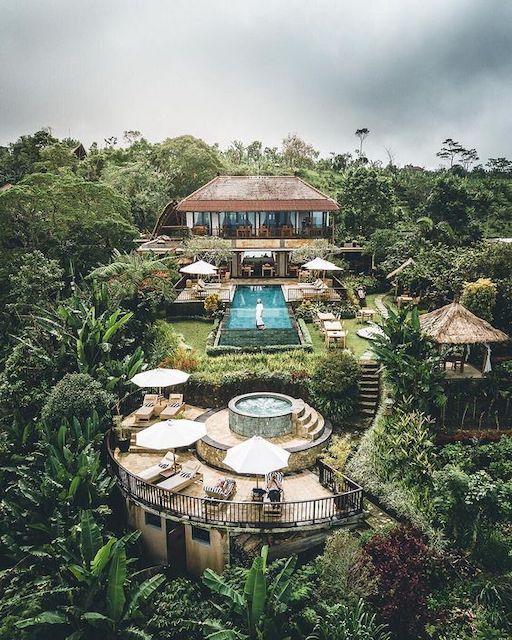 thiet ke khu nghi duong sinh thai dep 003 - Thiết kế khu nghỉ dưỡng, du lịch sinh thái đẹp hấp dẫn