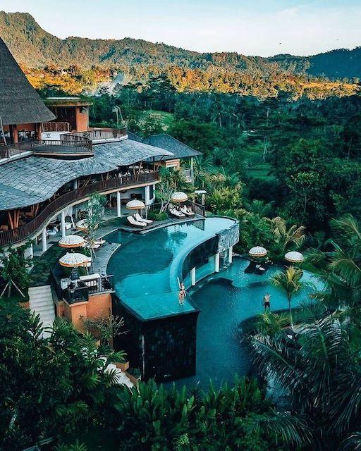 thiet ke khu nghi duong sinh thai dep 004 - Thiết kế khu nghỉ dưỡng, du lịch sinh thái đẹp hấp dẫn