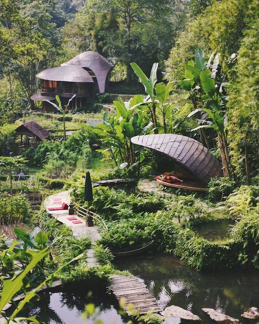 thiet ke khu nghi duong sinh thai dep 005 - Thiết kế khu nghỉ dưỡng, du lịch sinh thái đẹp hấp dẫn