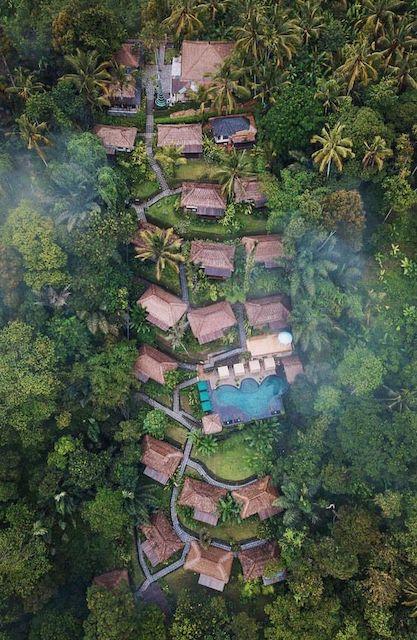 thiet ke khu nghi duong sinh thai dep 008 - Thiết kế khu nghỉ dưỡng, du lịch sinh thái đẹp hấp dẫn