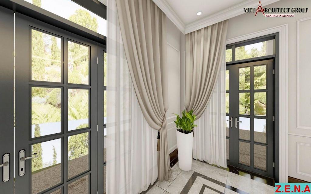 thiet ke noi that phong khach mr hieu tn 2 - Thiết kế nội thất phòng khách - 4 bước đơn giản tạo nên không gian đẹp