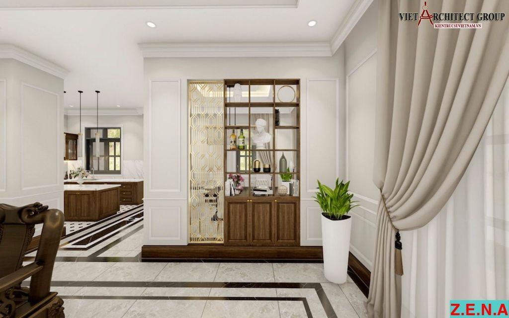 thiet ke noi that phong khach mr hieu tn 3 - Thiết kế nội thất phòng khách - 4 bước đơn giản tạo nên không gian đẹp