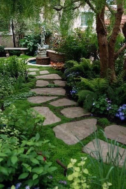 thiet ke san vuon 003 - Thiết kế nhà vườn đẹp