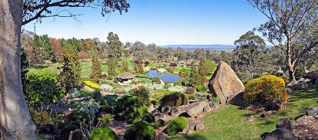 thiet ke san vuon nhat ban 2 - Thiết kế nhà vườn đẹp