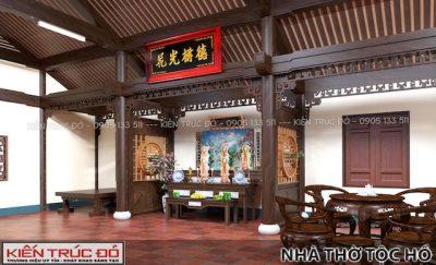 thiet ke nha tho ho toc 05374b4517a8f1f6a8b9 400x243 - Thiết kế Nhà thờ tộc họ Hồ ở Quế An - Quế Sơn, Quảng Nam