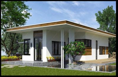 1 9 400x261 - Nguyên tắc cơ bản trong thiết kế kiến trúc tối giản