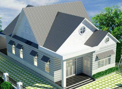 3 17 400x290 - Khám phá kiến trúc nhà ở miền nam