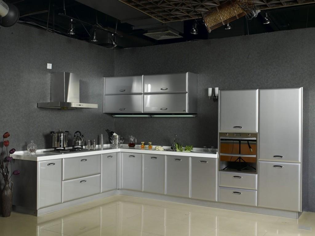 tu bep 2 - Những mẫu tủ bếp phổ biến nhất hiện nay