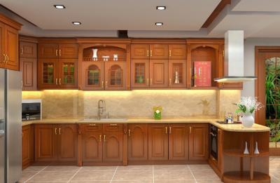 tu bep 4 400x261 - Các yếu tố quyết định đến giá thành và chất lượng tủ bếp