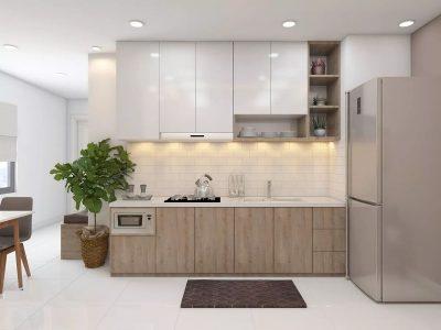 tu bep nhua 1 400x300 - Nên lựa chọn tủ bếp 10 triệu loại nào?