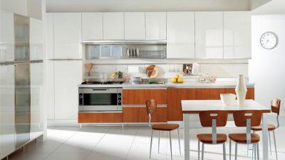 tu bep y 400x224 - Nét đẹp của tủ bếp Ý trong căn bếp hiện đại