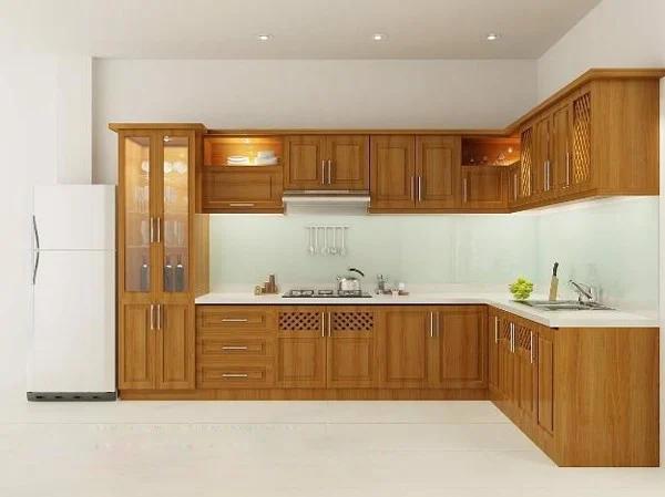 tu bep - Những mẫu tủ bếp phổ biến nhất hiện nay