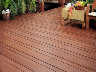 san go ngoai troi 1 1 400x300 - Sàn gỗ chịu nước – Đột phá mới trong thiết kế nội thất