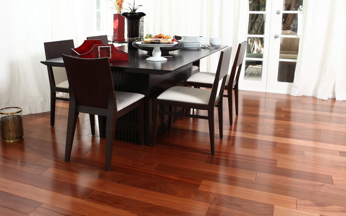 san go tu nhien 1 - Những ưu điểm vượt trội của sàn gỗ tự nhiên bạn nên biết