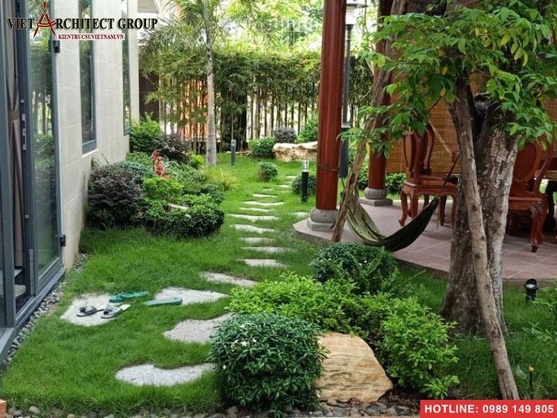 thiet ke san vuon 24 - Thiết kế nhà Đà Nẵng