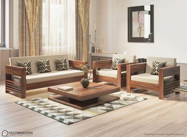 ghe sofa go oc cho phong khach biet thu 1 - Bộ bàn ghế sofa gỗ đẹp hiện đại sang trọng đẳng cấp