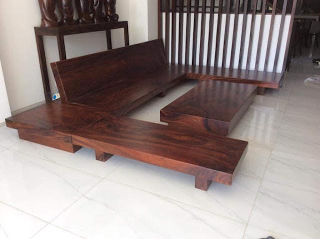 sofa go nguyen khoi 3 - Bộ bàn ghế sofa gỗ đẹp hiện đại sang trọng đẳng cấp