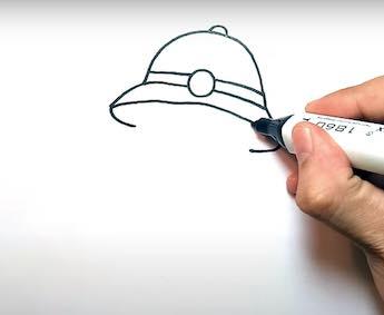 ve chu bo doi 6 - Hướng dẫn cách vẽ chú bộ đội đẹp chi tiết từ A - Z và nhanh nhất