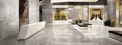 da granite lat nen nha 400x150 - Kinh nghiệm thiết kế và thi công đá hoa cương (granite) đẹp